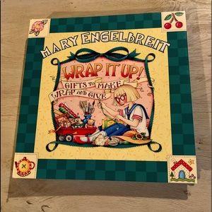 "Mary Engelbreit ""Wrap it Up"" Craft Book"